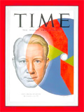 Frank Stanton, TIME Magazine cover