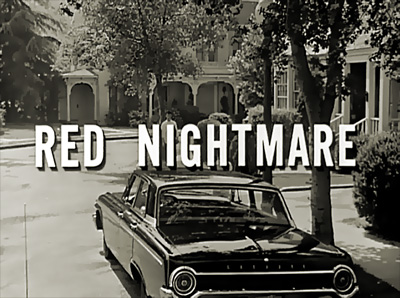 Red Nightmare - the classic of 'Soviet America' Cinema