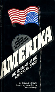 Novelization of the ABC mini-series AMERIKA