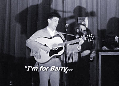 A folkie for Barry