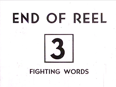 It's been reel... but it's still the end.