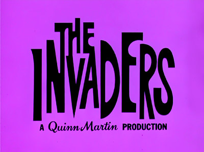 The Invaders, a Quinn Martin Production