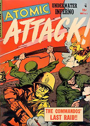 Atomic Attack - Beaten to a pulp