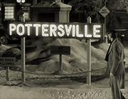 Jimmy Stewart enters Pottersville